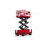 aluguel de plataforma elevatória de carga preço Socorro