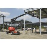 aluguel de plataforma elevatória hidráulica