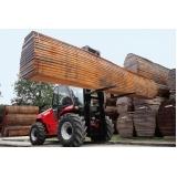 locação de empilhadeira a diesel preço Vila Guilherme