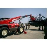 locação de manipuladores skytrak para indústria Montes Claros