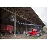 locação de plataforma elétrica para caminhão Higienópolis