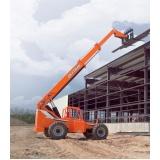 manipulador de carga para alugar Cidade Tiradentes