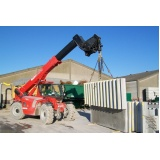 manipulador de carga para indústria preço Engenheiro Goulart