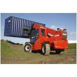 manipulador de carga para indústria