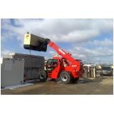 venda de manipulador de carga para indústria Centro